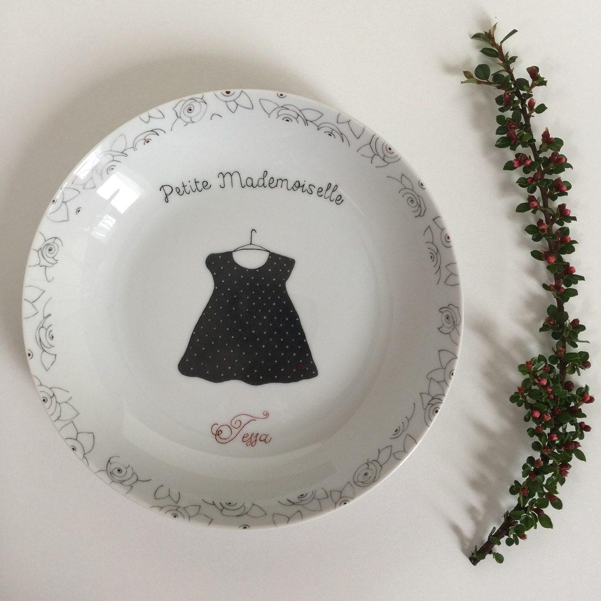 cadeau personnalisé porcelaine